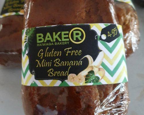 Gluten Free mini bread